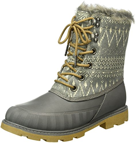 roxy-himalaya-bottes-de-neige-femme-gris-grau-charcoal-chr-41