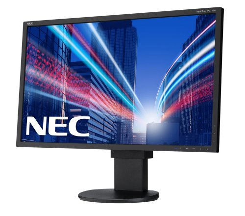 NEC EA244WMi 24 inch IPS LED Monitor black Monitors