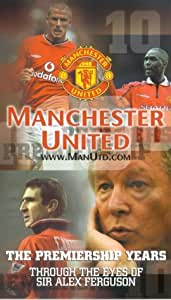 Manchester United: 10 Glorious Years [VHS]