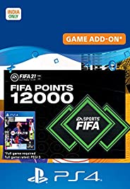 FIFA 21 Ultimate team 12000 points (Email Delivery in 1 Hour - Digital Voucher Code)