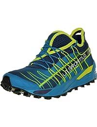 La Sportiva Mutant - Zapatillas trail running para hombre - amarillo/azul 2016