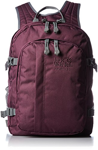 Jack Wolfskin Kid's Berkeley S Daypack - Dark Berry, One Size