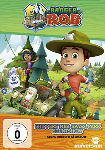 DVD 2: Chippers Tier-Spaß-Park Stuntshow