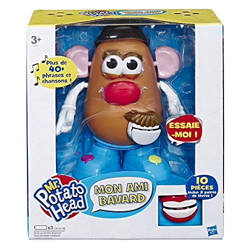 Potato Head- Monsieur ami Lavard Kinder 3 Jahre - Die Kartoffel aus dem Film Toy Story - 1. Age, E4763101