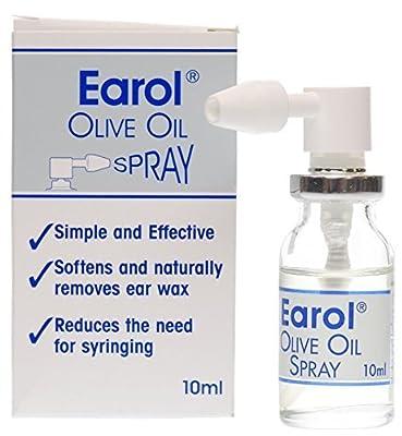 Earol Olive Oil Spray 10ml