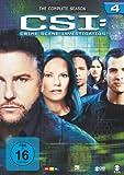 CSI: Crime Scene Investigation - Season 4 [6 DVDs] -