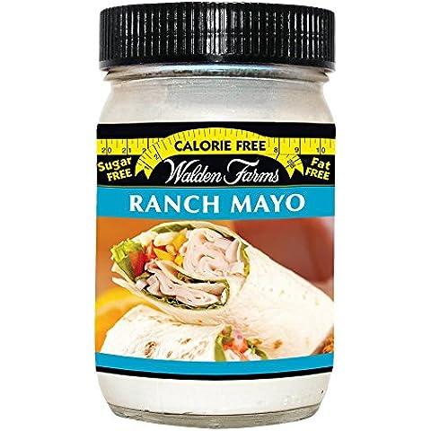 Mayonnaise 12 oz (340g) - Miele Pollo