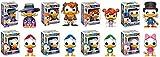 FunKo Pop! Disney: Darkwing Duck + Launchpad McQuack + Gosalyn Mallard + Scrooge McDuck + Huey + Dewey + Louie + Webby - Duck Tales Stylized Vinyl Figure Set New