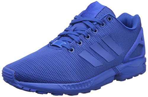 Adidas Zx Flux, Scarpe da Corsa Unisex Adulto, Blu (Blue/Blue/Boblue), 43 1/3
