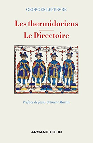 Les Thermidoriens [Pdf/ePub] eBook