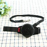 Yeying123 Einbrecherisches Dog Leash Wrist Traktionsseil Walking Dog Band Einfach automatische Schleusenkontrolle und reflektierende Lead,3m,blackink