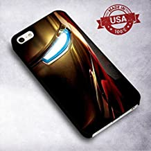 The Avengers ironman mask for Funda iphone 6 or 6s Case S4M0XH