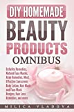 Best Moisturizers For Faces - DIY Homemade Beauty Products Omnibus: Cellulite Remedies, Natural Review