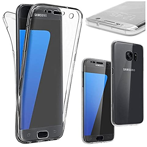 Coque DOUBLE GEL Silicone Protection 360 INTEGRAL Samsung Galaxy A3 (2016) SM-A310 a3 (6) by Campus Telecom®