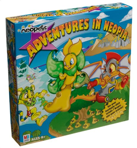 Neopets Board Game by Neopets