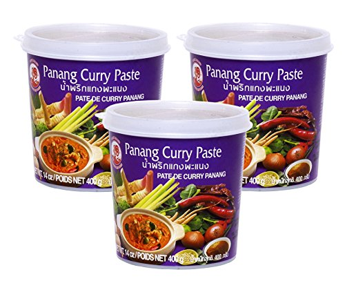 Cock - Panang Currypaste - 3er-Pack (3 x 400g)