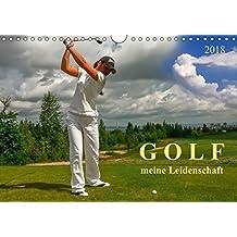 Golf - meine Leidenschaft (Wandkalender 2018 DIN A4 quer): Golf, einfach mal wieder einlochen. (Monatskalender, 14 Seiten ) (CALVENDO Sport) [Kalender] [Apr 01, 2017] Roder, Peter