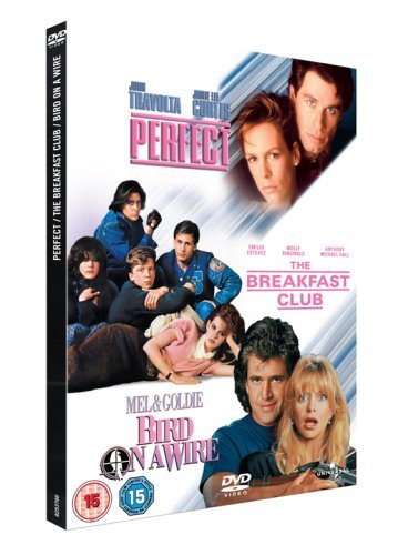 Perfect/The Breakfast Club/Bird On A Wire [DVD] by John Travolta