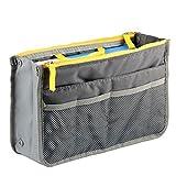 PackNBUY GREY Handbag Purse Switcher Tra...