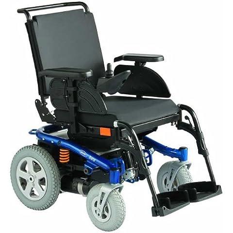 Invacare–Sedia a rotelle Bora elettrico con consegna