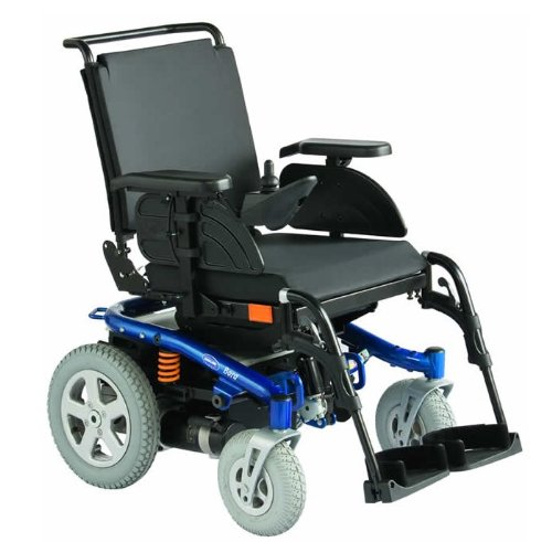 Invacare-Sedia a rotelle Bora elettrico con consegna