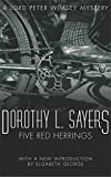 Five Red Herrings: Lord Peter Wimsey Book 7 (Lord Peter Wimsey Mysteries)