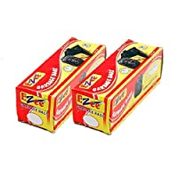 Ezee Garbage Bag - 60 Pieces (30 Pieces, Pack of 2, 19 inches x 21 inches)