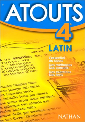 Atouts 4e, latin