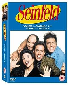 Seinfeld: Seasons 1 - 3 [DVD] [1993]