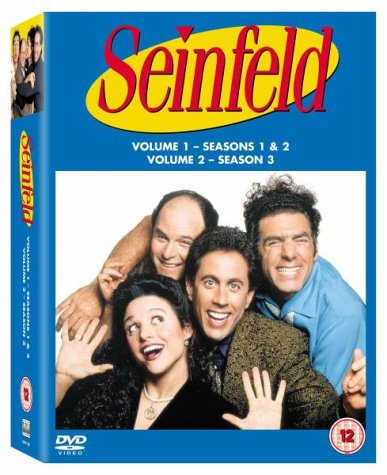 Seinfeld - Series 1, 2 And 3
