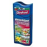 JBL CleroPond 27350 Wasserklärer zur Beseitigung von Wassertrübungen für Teiche, 500 ml