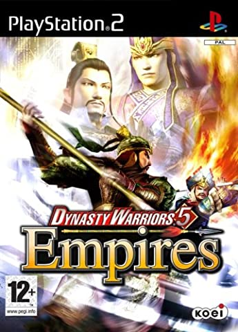 Dynasty Warriors 5 Emipres - Full Package Product - 1 Benutzer