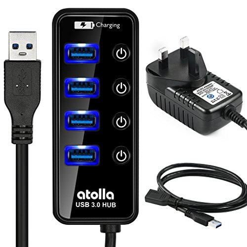 atolla-4-ports-usb-30-hub-superspeed-data-transmission-with-on-off-switch-1-charging-port-with-15w5v