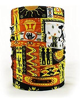 Unisex Multi Functional Bufanda talla única Varios colores Africa [036]