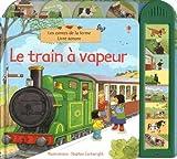 Le train a vapeur - les contes de la ferme