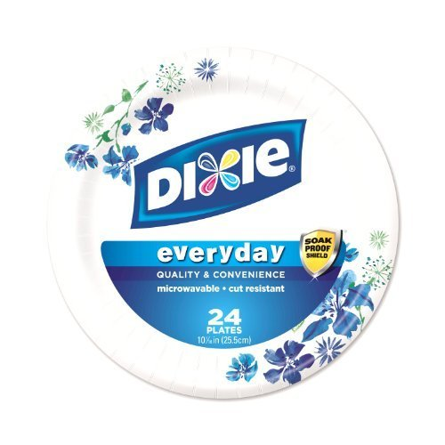 dixi-10-1-16-inches-printed-paper-plate-24-count-pack-of-3-by-dixie