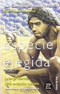 La especie elegida par Ignacio Martínez