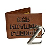 BMF Wallets  BMF Wallets, Portafogli  marrone Bi-Fold