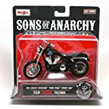 "Sons of Anarchy Filip ""Chibs"" Telford 1:18 Diecast Replica Bike"