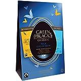 Green & Black's Orgánica Huevo Grande De La Leche (Paquete de 6)