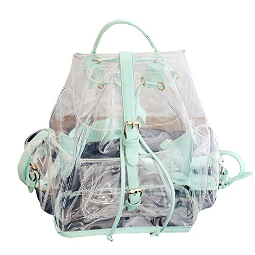 Clear backpack – L HAUTE, Sac à dos
