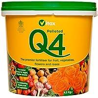 Vitax Ltd - Fertilizante (4,5 kg)