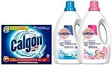 Calgon & Sagrotan Saubere-Wäsche-Monats-Set mit 3 Artikeln