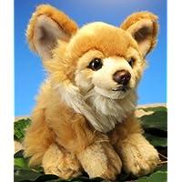 Uni-Toys Hund Chihuahua weiß oder braun ca 16cm groß