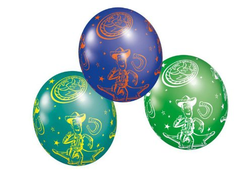 Luftballons Toy Story 5er Pack (Set De Story Toy)