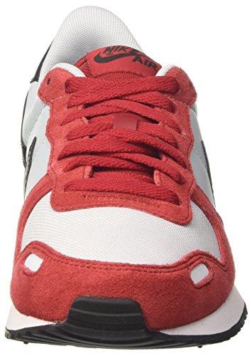 Nike Air Vrtx, Scarpe da Ginnastica Uomo Rosso (Gym Redblackpure Platinumwhite)