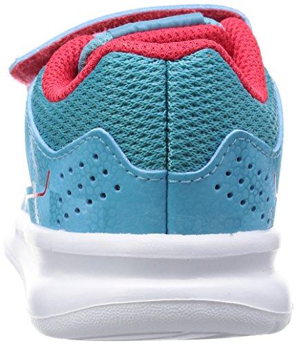 adidas Lk Sport 2 Cf I, Baskets mixte enfant Bleu