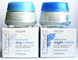 #2: Oriflame Optimals Oxygen Boost Day & Night Cream Normal/Combination Skin Set of 2