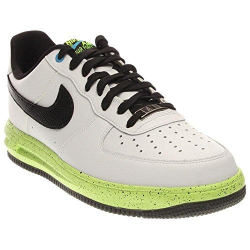 Nike Lunar Force 1 Bleue Bleu Green/Grey/White