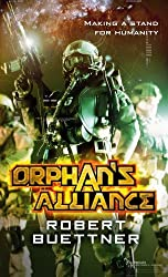 Orphan's Alliance: Jason Wander series book 4